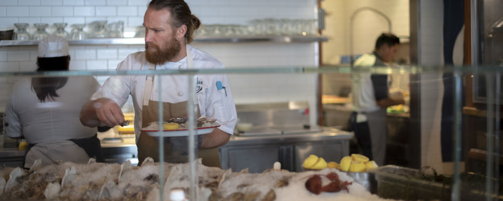 Chef Q&A: Sam Baxter of Connie and Ted's Image